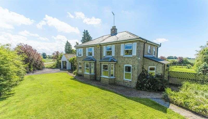 4 Bedrooms Detached House for sale in Station Farm, Watlington