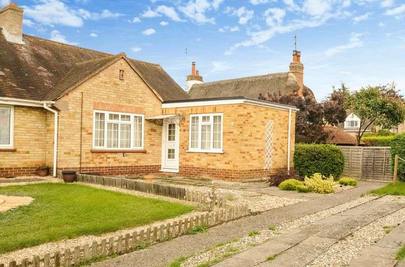2 Bedrooms Semi Detached Bungalow for sale in Parkside, Marcham