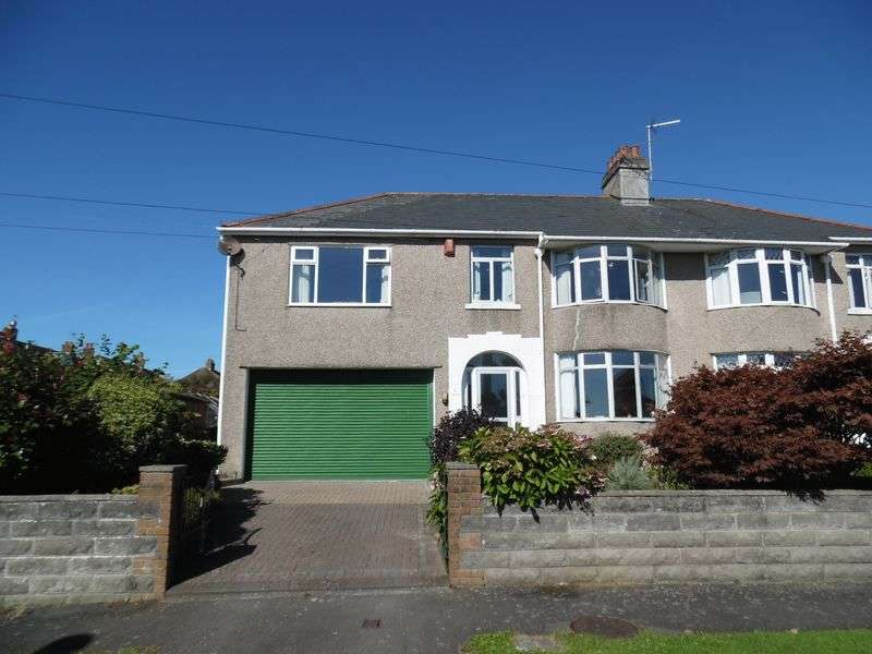 6 Bedrooms Semi Detached House for sale in Bradfield Avenue Bridgend CF31 4HL