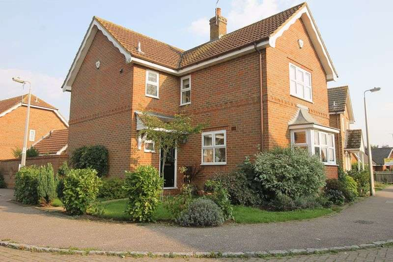 3 Bedrooms Detached House for sale in Timpsons Row, Olney