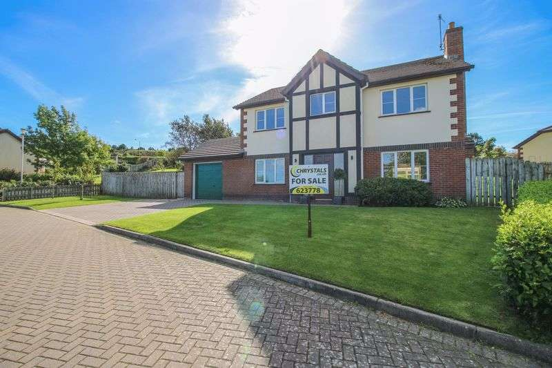 4 Bedrooms Detached House for sale in 20 Groudle View, Onchan IM3 2EY