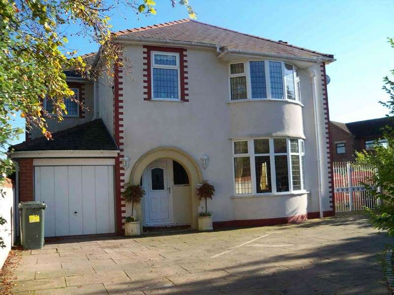 5 Bedrooms Detached House for sale in Gib Lane, Preston, Hoghton, PR5
