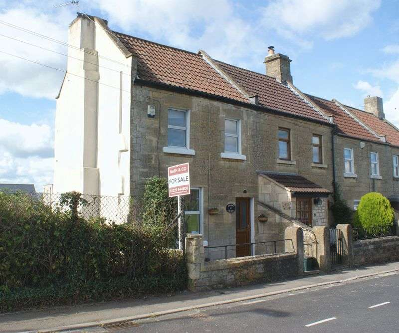 2 Bedrooms Terraced House for sale in 21 Old Fosse Road, Bath, BA2 2SP