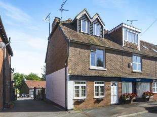 4 Bedrooms End Of Terrace House for sale in Station Parade, North Station Approach, South Nutfield, Redhill
