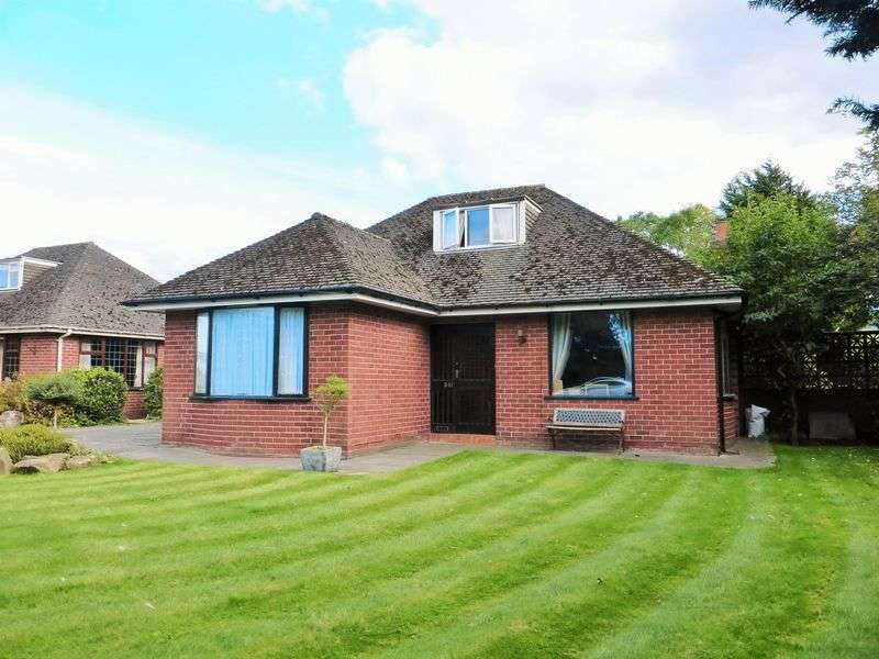 3 Bedrooms Detached Bungalow for sale in Blackgate Lane, Holmes, Tarleton, Preston