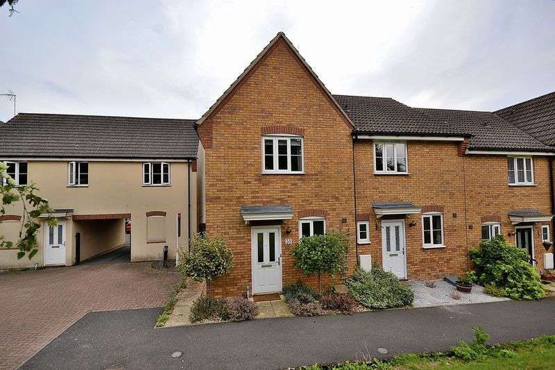 2 Bedrooms House for sale in Goodman Drive, Leighton Buzzard