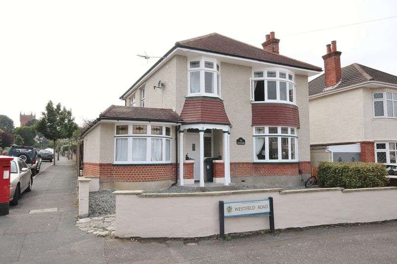 4 Bedrooms Detached House for sale in Westfield Road, Tuckton, Bournemouth