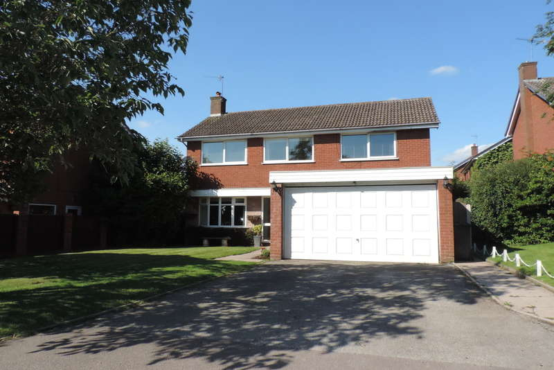 4 Bedrooms Detached House for sale in Cooks Bank, Acton Trussell