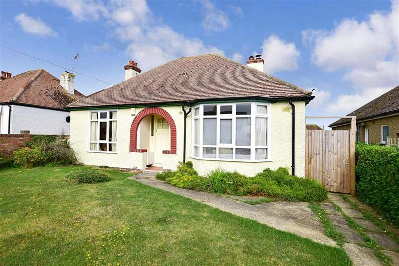 2 Bedrooms Bungalow for sale in Terminus Drive, Herne Bay, Kent