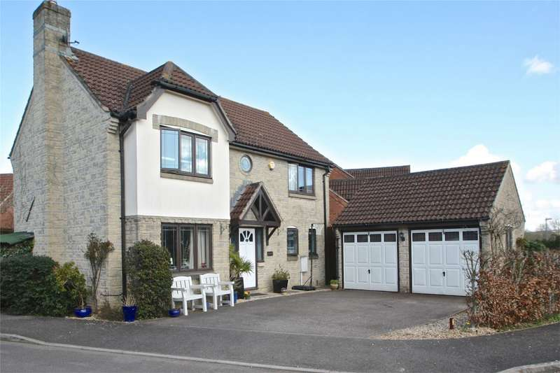 4 Bedrooms Detached House for sale in West Buckland, WELLINGTON, Somerset