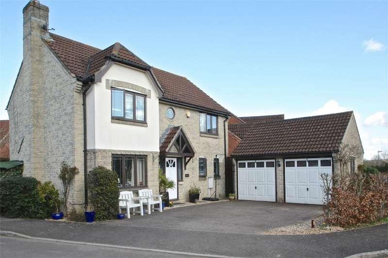 4 Bedrooms Detached House for sale in West Buckland, WELLINGTON, Somerset