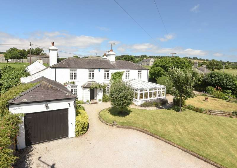 5 Bedrooms Cottage House for sale in Longbrook, Near Yealmpton