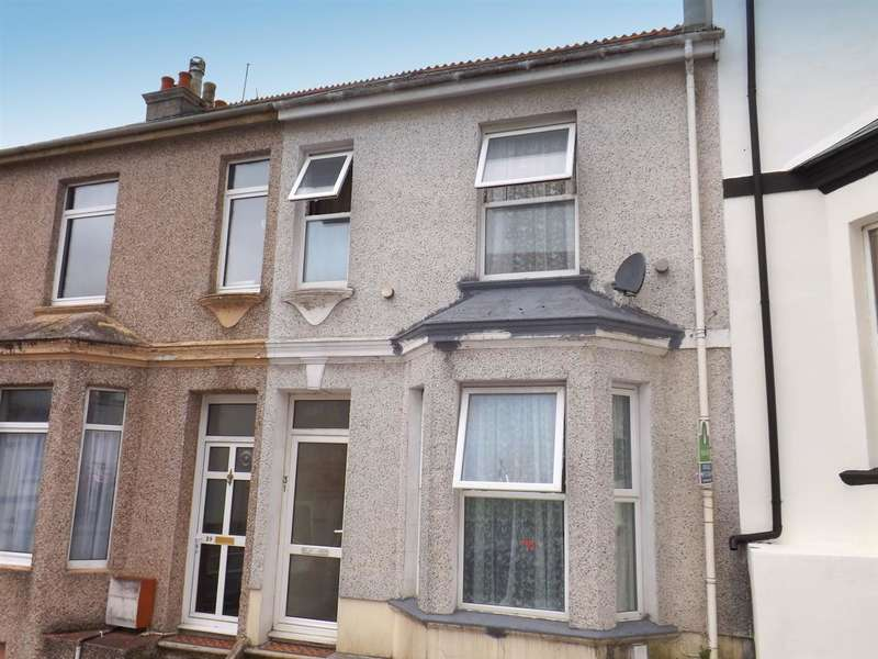 3 Bedrooms Terraced House for sale in Maristow Avenue, Keyham, Plymouth