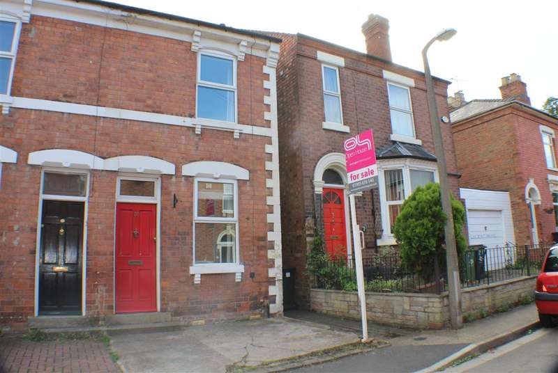 2 Bedrooms End Of Terrace House for sale in Albany Road, Worcester