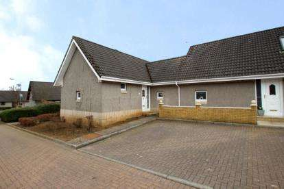 2 Bedrooms Bungalow for sale in Muirfield Place, Kilwinning, North Ayrshire