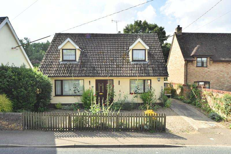 4 Bedrooms Chalet House for sale in The Street, Worlington, Bury St. Edmunds