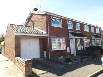 3 Bedrooms End Of Terrace House for sale in Belton, Great Yarmouth, Norfolk