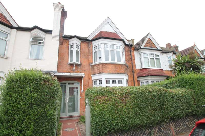 3 Bedrooms Property for sale in New River Crescent, Palmers Green N13