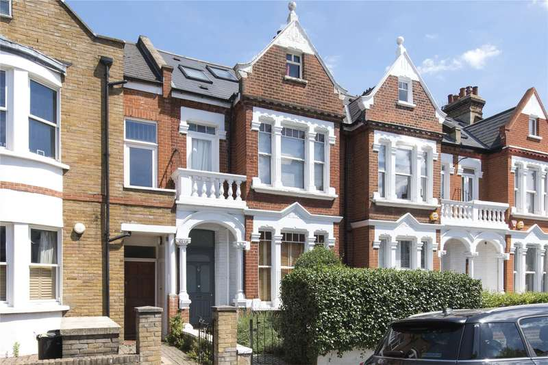 5 Bedrooms House for sale in Altenburg Gardens, London, SW11