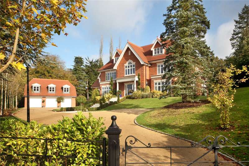 6 Bedrooms Detached House for sale in Four Winds, Bourne End, Buckinghamshire, SL8