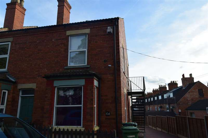 1 Bedroom Apartment Flat for sale in Beacon Hill Road, Newark