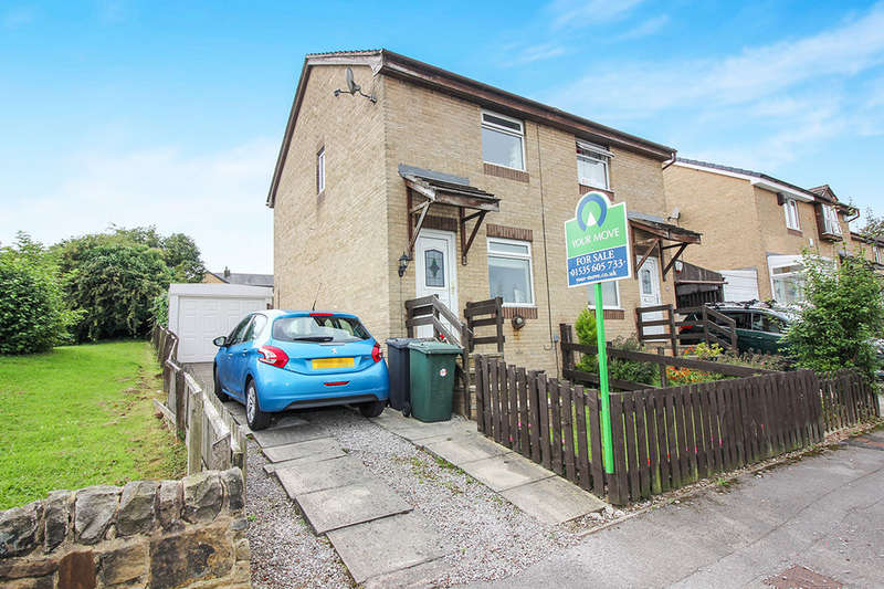 2 Bedrooms Semi Detached House for sale in Felbrigg Avenue, Keighley, BD22