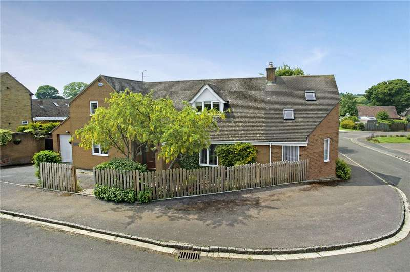 4 Bedrooms Detached House for sale in Metcalf Close, Drayton, Banbury, Oxfordshire, OX15