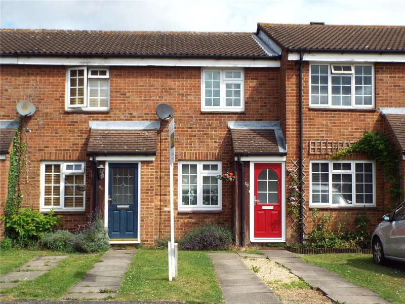 2 Bedrooms House for sale in Hazelbank Road, Chertsey, Surrey, KT16