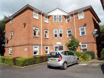 2 Bedrooms Flat for sale in Anchor House, Merchants Landing, Blackburn, Lancashire