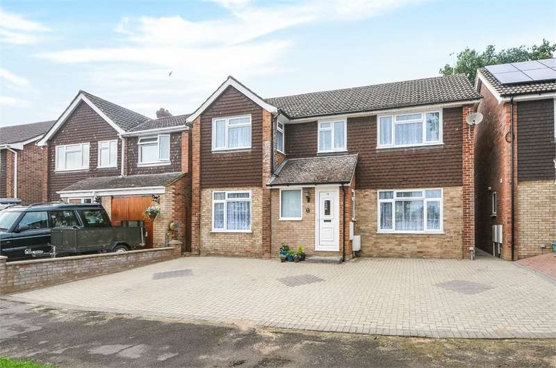 4 Bedrooms Detached House for sale in HOOK