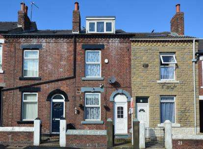 3 Bedrooms Terraced House for sale in Clipstone Road, Sheffield, South Yorkshire