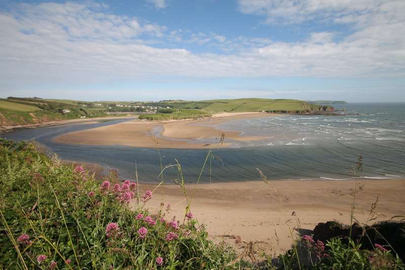 3 Bedrooms Apartment Flat for sale in 4 Avon Quillet, Bigbury On Sea, Kingsbridge