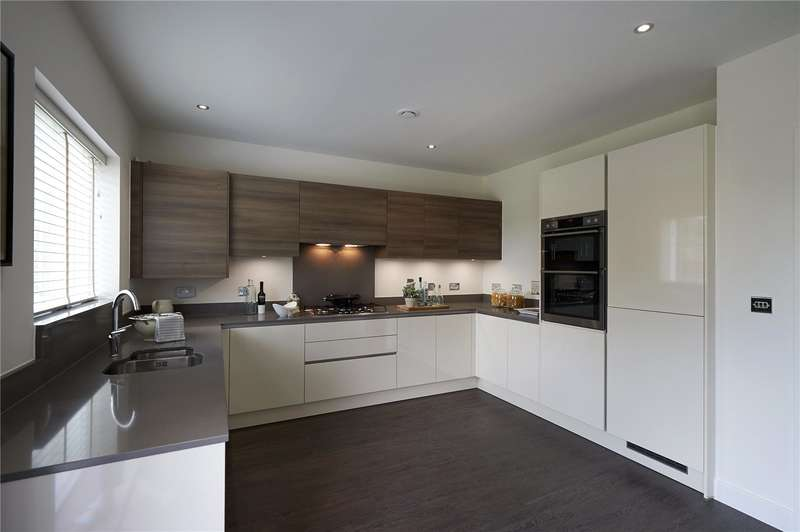 1 Bedroom Apartment Flat for sale in The Sandpiper, Henry Darlot Drive, Mill Hill, London, NW7