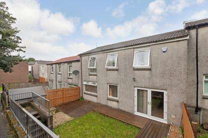 3 Bedrooms Terraced House for sale in Muirdykes Avenue, Port Glasgow
