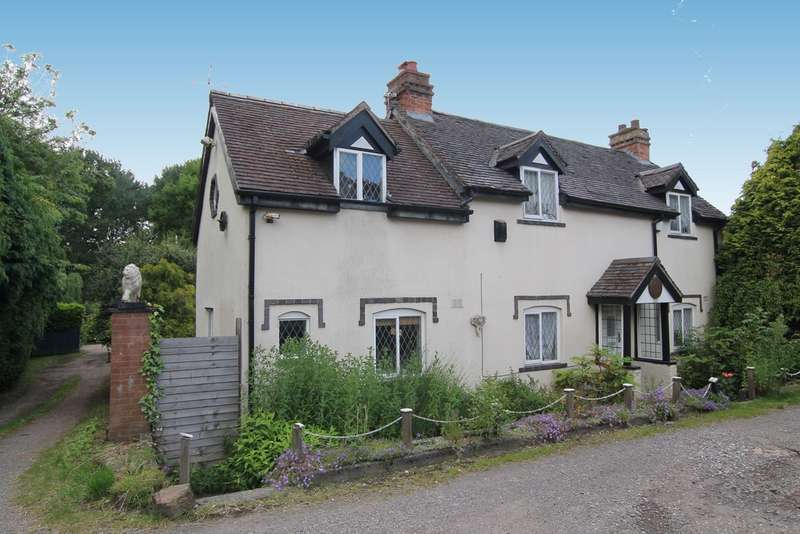 4 Bedrooms Cottage House for sale in Rectory Road, Sutton Coldfield, B75 7RU