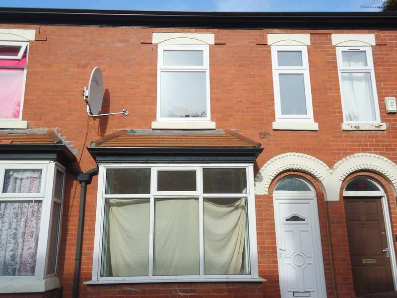 4 Bedrooms Terraced House for sale in Ringley Street, Harpurhey, M9