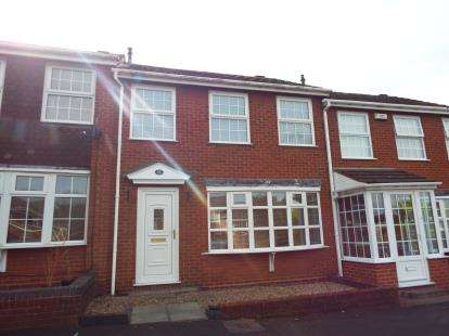3 Bedrooms House for sale in Wood Close, Coleshill, Birmingham, Warwickshire