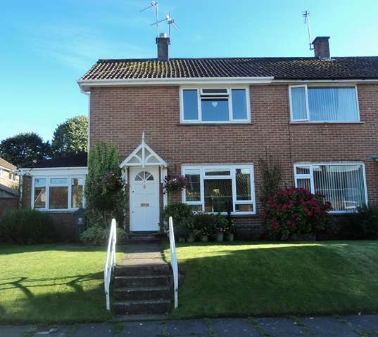 2 Bedrooms Semi Detached House for sale in Lilac Close, Fairwater, Cardiff