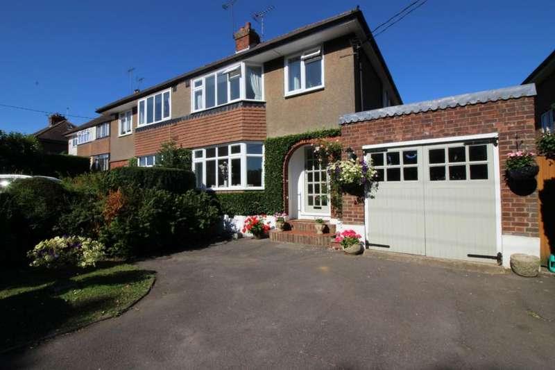 3 Bedrooms Semi Detached House for sale in Shenley Lane, London Colney, St. Albans, Hertfordshire, AL2