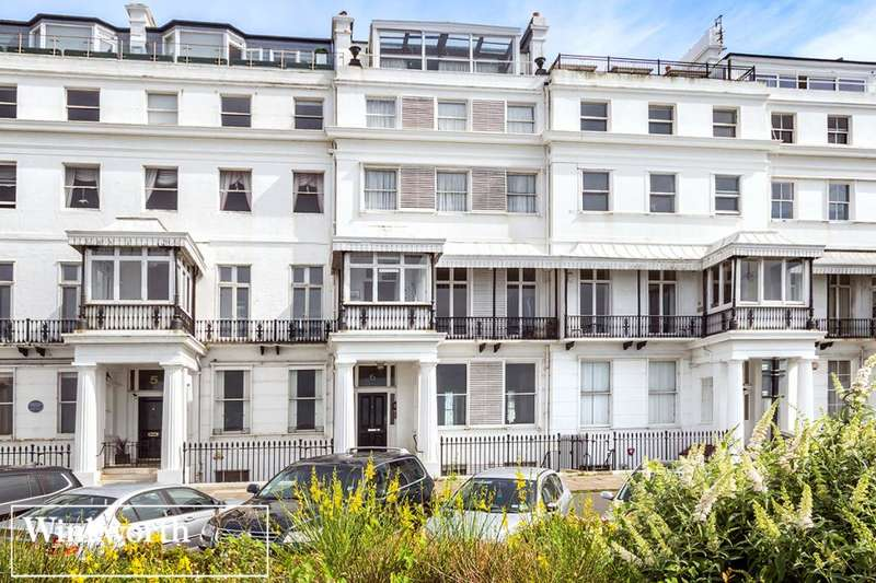 2 Bedrooms Flat for sale in Chichester Terrace, Brighton, East Sussex, BN2