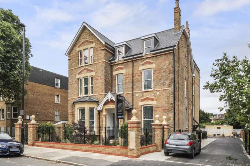 2 Bedrooms Flat for sale in Eaton Rise - Plot 5, The Haydon, Ealing, London, W5