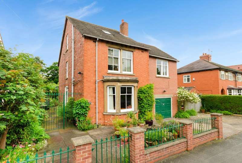 5 Bedrooms Detached House for sale in Belton Lane, Grantham, NG31