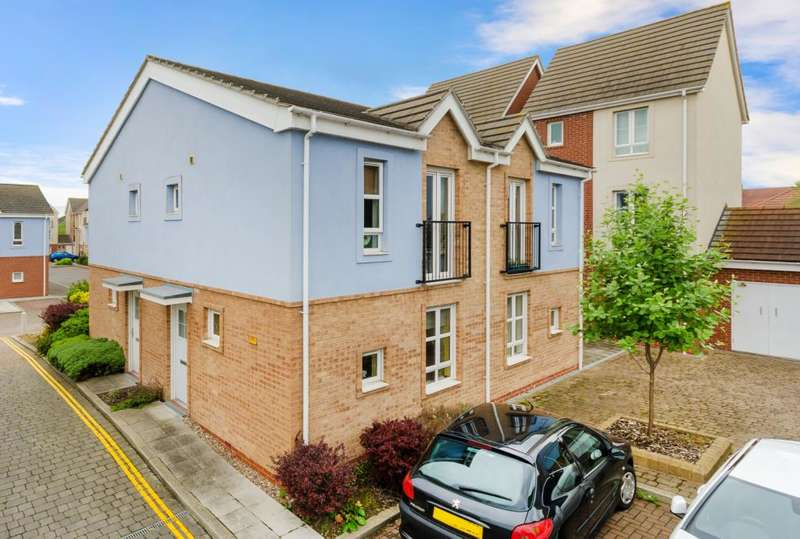 1 Bedroom House for sale in Pigot Way, Lincoln, Lincolnshire, LN2