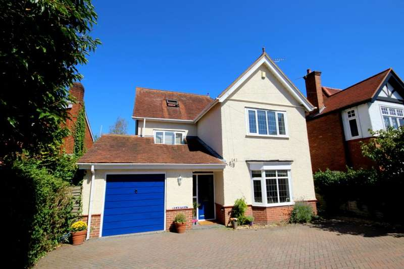 4 Bedrooms Detached House for sale in Woodside Road, Lower Parkstone, Poole, BH14