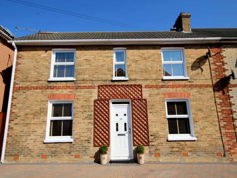 2 Bedrooms Semi Detached House for sale in Gladstone Road, Parkstone, Poole, BH12