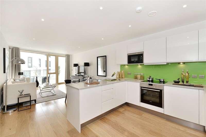 2 Bedrooms Flat for sale in Canonbury Cross, 85 Canonbury Road, N1