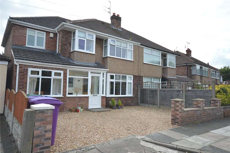 5 Bedrooms Semi Detached House for sale in Endfield Park, Grassendale, Liverpool, L19