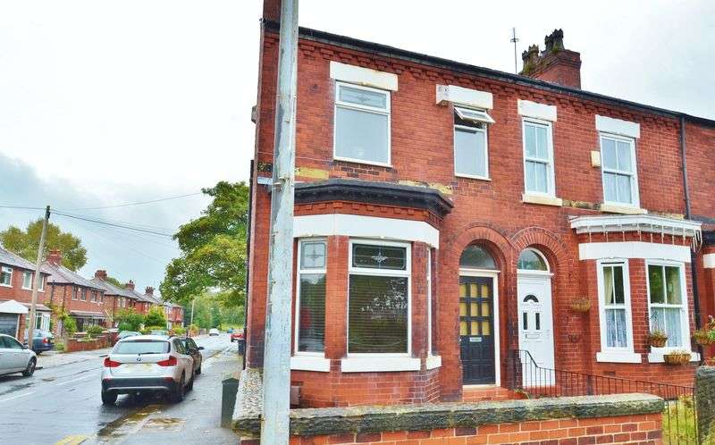 3 Bedrooms Terraced House for sale in Canal Bank, Monton