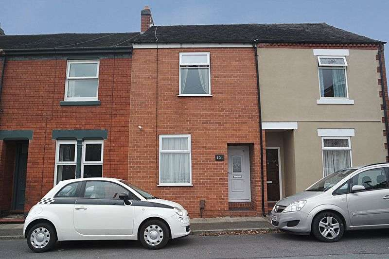3 Bedrooms Terraced House for sale in Oxford Street, Penkhull, Stoke-On-Trent, ST4 7EJ