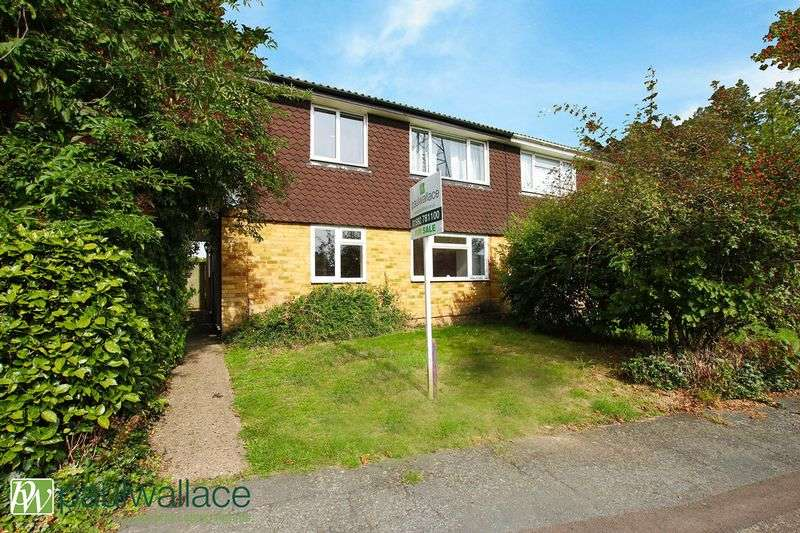 2 Bedrooms Flat for sale in Perrysfield Road, Cheshunt